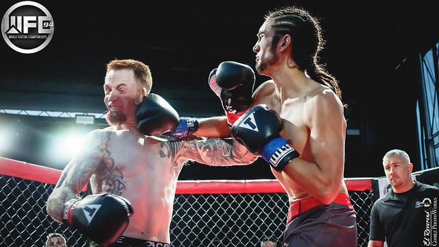 WFC 94 September 1st,2018 LIVE MMA at Northern Edge Casino