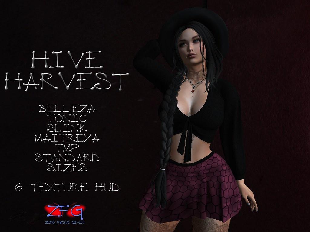{zfg} hive harvest - TeleportHub.com Live!