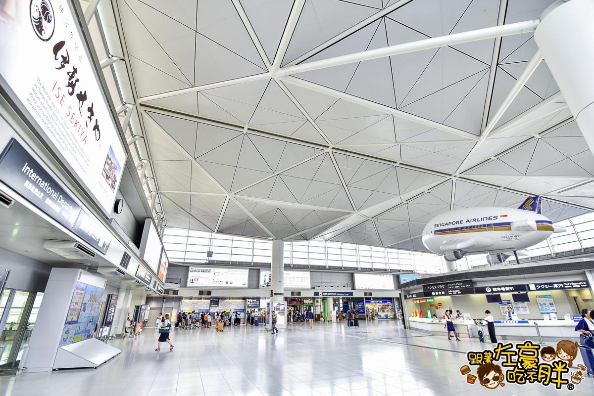 日本名古屋中部國際機場-66