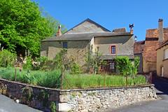 Sainte-Sévère-sur-Indre (Indre) - Photo of Néret