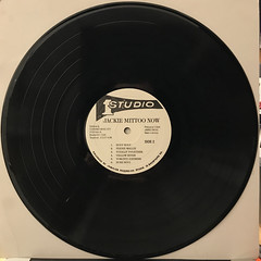 JACKIE MITTOO:NOW(RECORD SIDE-B)