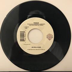 PRINCE:BATDANCE(RECORD SIDE-B)
