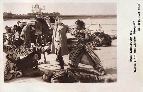 Ivan Mozzhukhin in Michel Strogoff (1926)