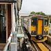 Reedham swingbridge 153335 2J71 0948 Lowestoft-Norwich 140818