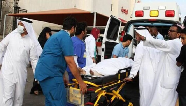 3268 Saudi Teacher died during her farewell ceremony after 30 years of Service