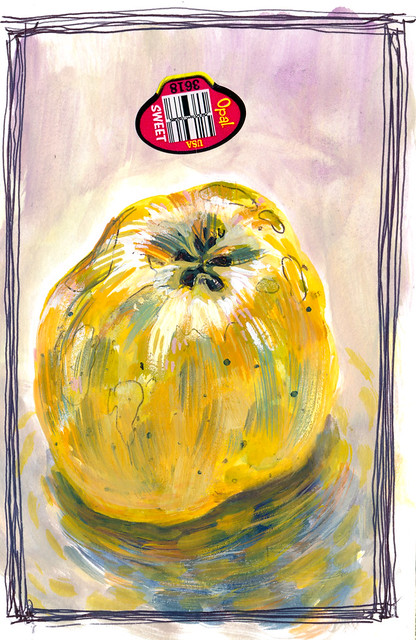 Sketchbook #114: Apples