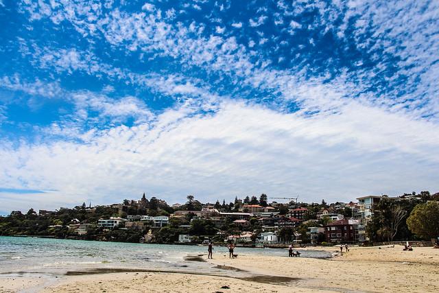 Rose Bay Beach, Sydney, Australia Tuyen Chau