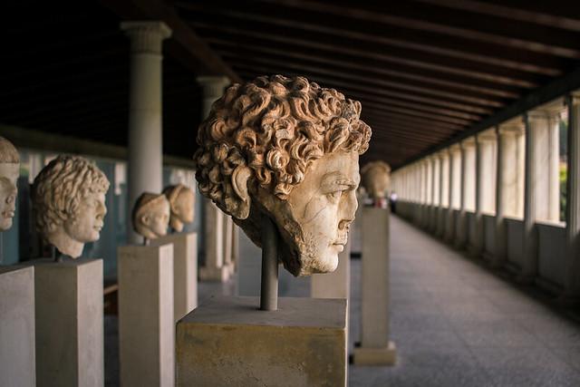 Agora de Atenas