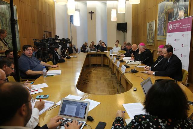 CCEE - Konferencja Prasowa - 17 IX 2018 r.