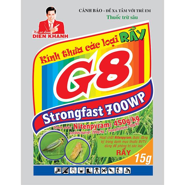 RẦY G8