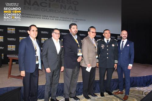 Segundo Congreso Nacional en Seguridad Vial