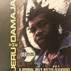 JERU THE DAMAJA:COME CLEAN(JACKET A)