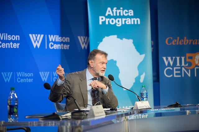 A Discussion with Assistant Secretary of State for African Affairs, Ambassador Tibor Nagy