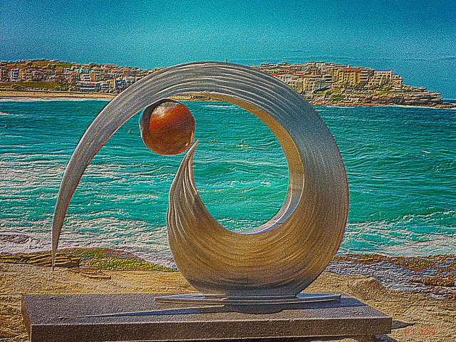 Art by the Sea., Panasonic DMC-SZ1