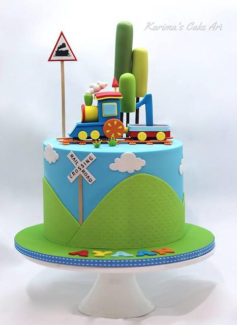 Cake by Karima's Cake Art