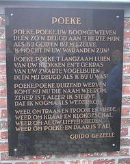 Poeke gedicht van Guido Gezelle