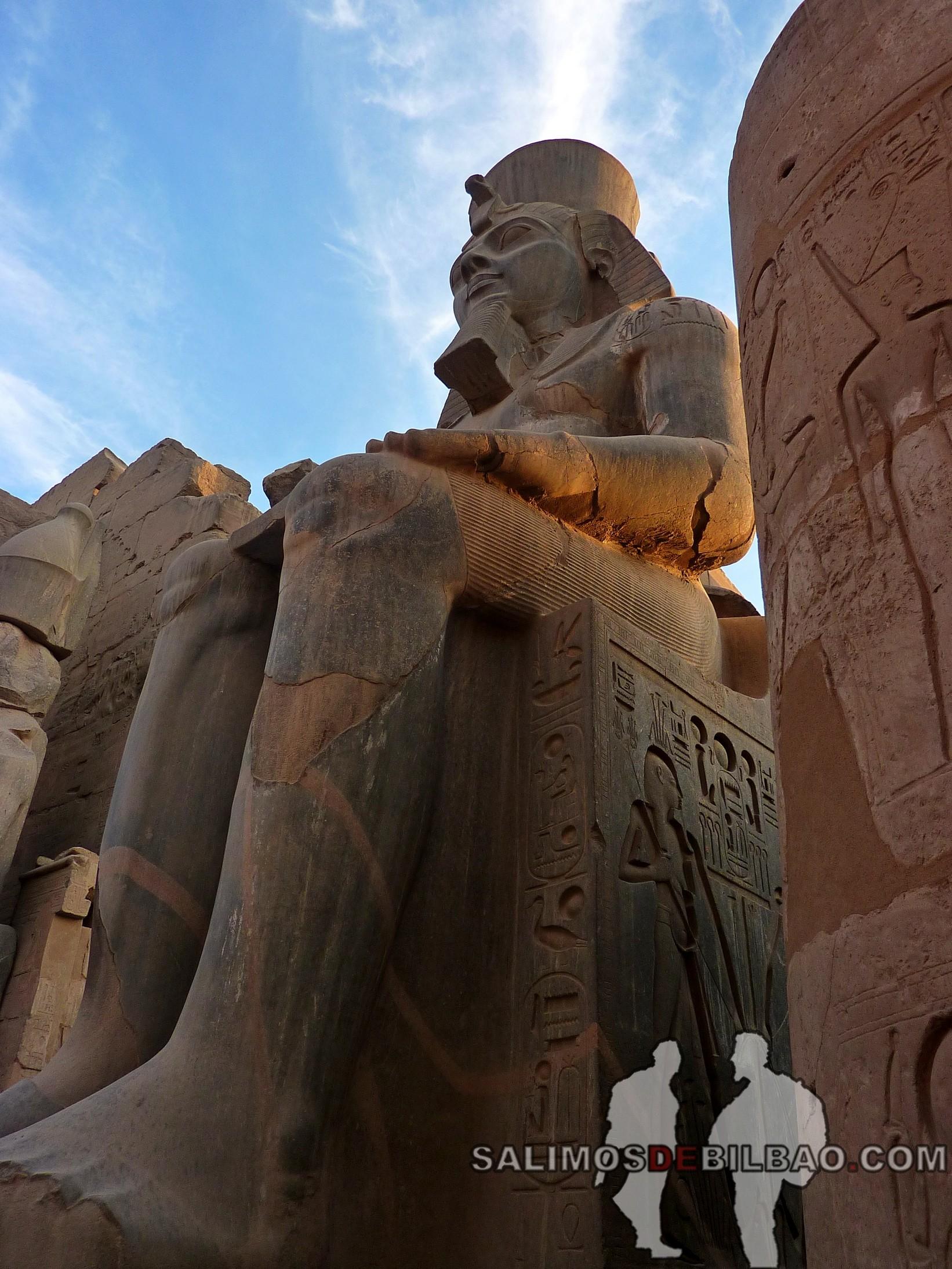 0712. Templo de Luxor