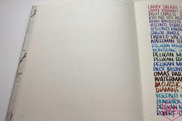 Maclellan x Phidon Pens Notebook @PhidonPens 11