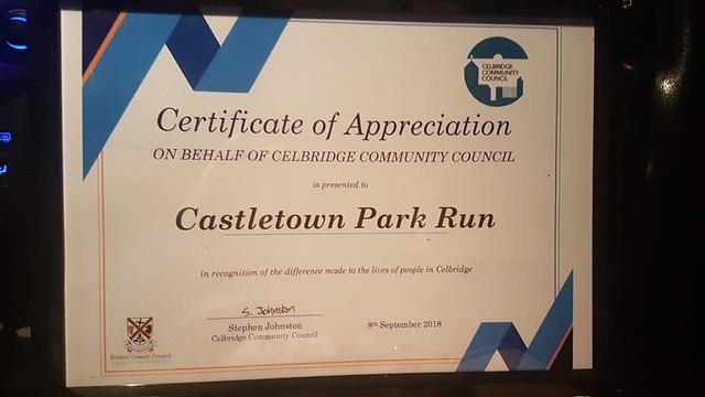 CastletownAward
