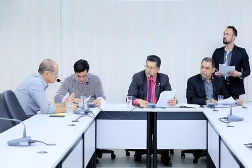 32ª Reunião Ordinária - Comissão de Desenvolvimento Econômico, Transporte e Sistema Viário