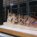 Birmingham Museum Collections Centre - Smaller Objects Store - Maquette of Raymond Mason's Forward statue