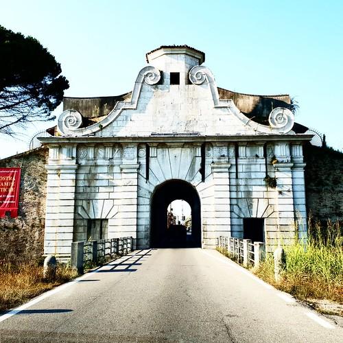 Palmanova: porta d'ingresso al borgo