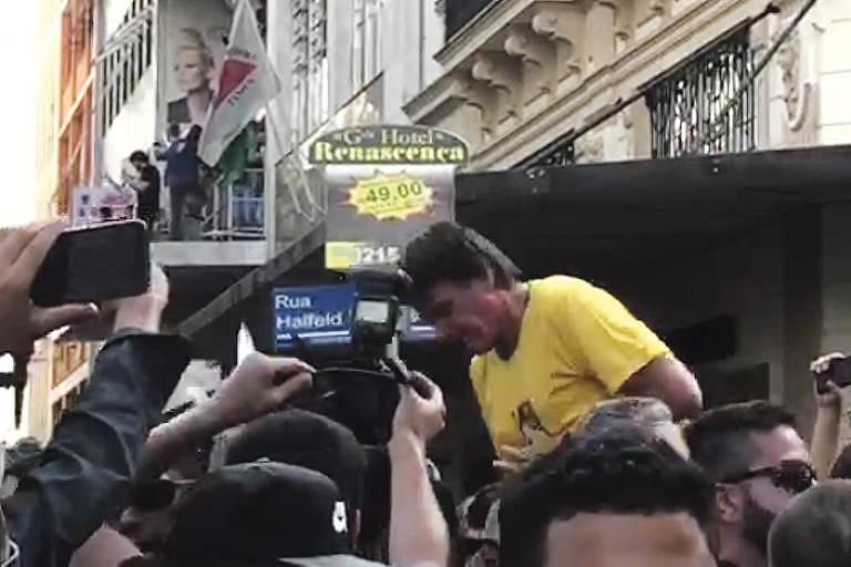 Em novo inquérito, PF conclui que Adélio agiu sem mandantes na facada em Bolsonaro