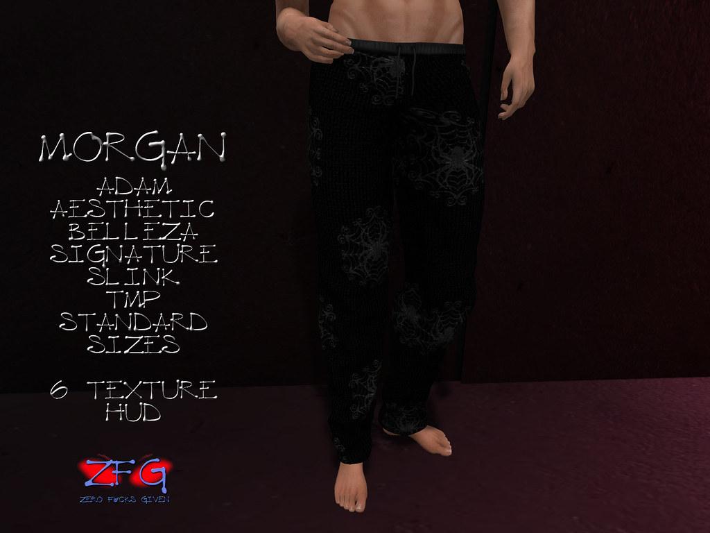 {zfg} morgan - TeleportHub.com Live!
