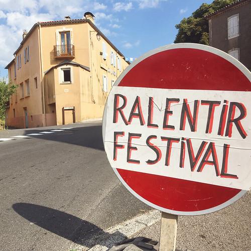 Road-trip en France - Festival du voyage lent de Caylar