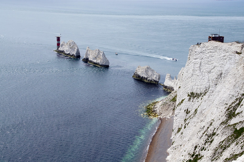 Isla de Wight - Needles