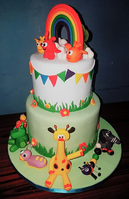 Cake by Neen Cakes