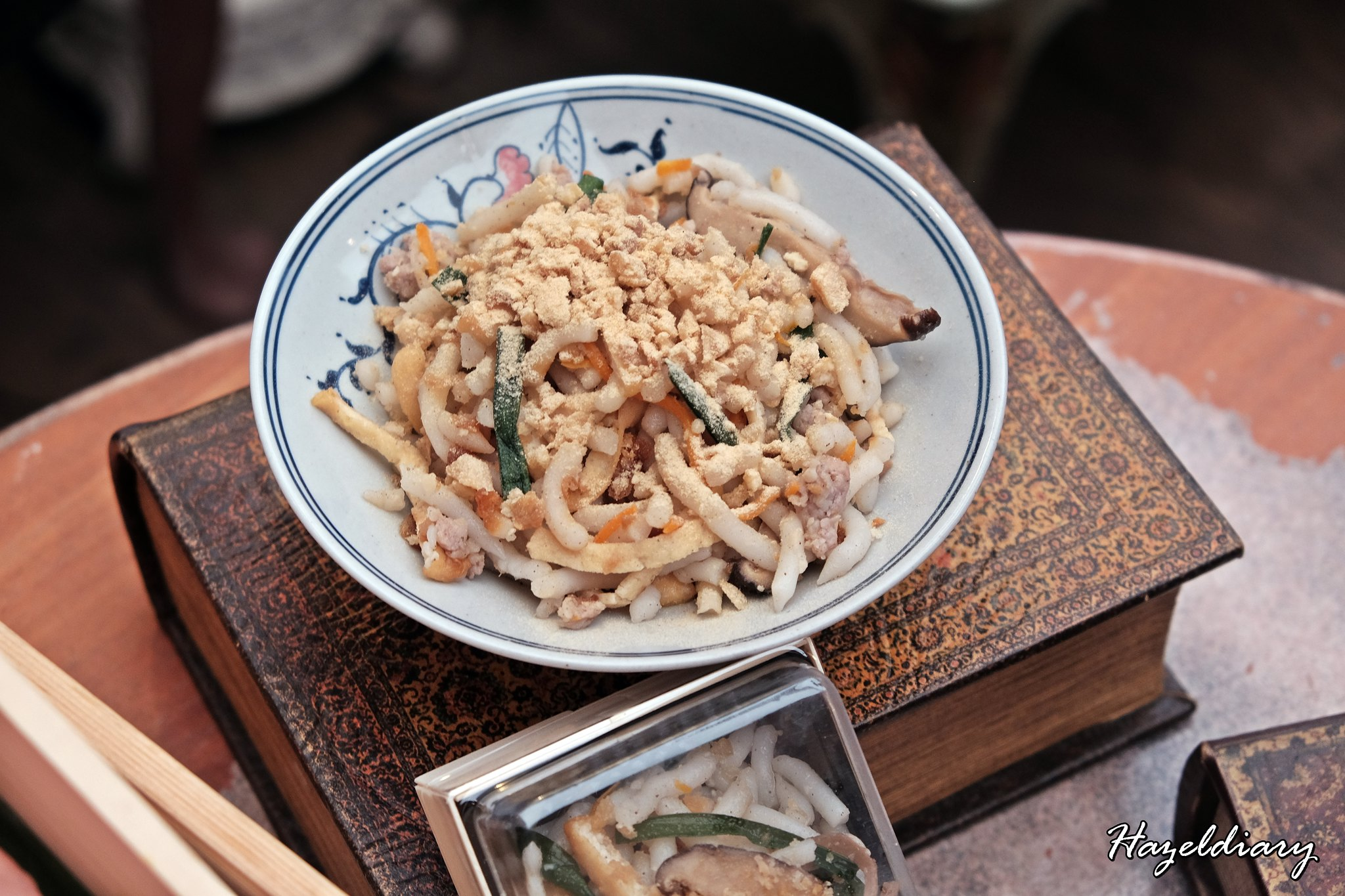 Pang Hakka Delicacies-Hakka Mee Tai Mak