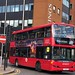 London Sovereign, Harrow, Scania, SP40078 YT59RYC on Route H14 from Hatch End to Northwick Park Hospital (despite Route number) at Harrow Bus Station on Friday 7 September 2018