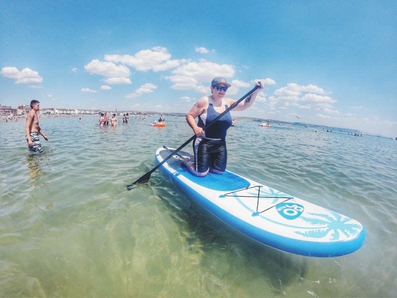 SUP K Stand Up Paddleboarding