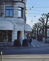 Min Göteborg . #gothenburg #sweden #coffee #outside #city #photography #picoftheday