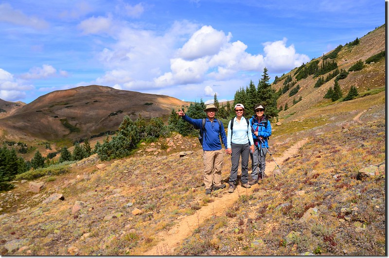 Taken from Continental Divide Trail (10)