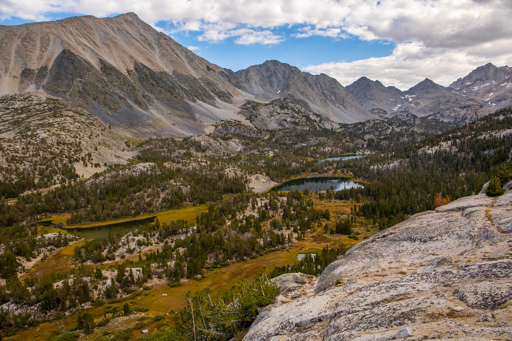 09.02. Rock Creek Trail to Ruby Lake