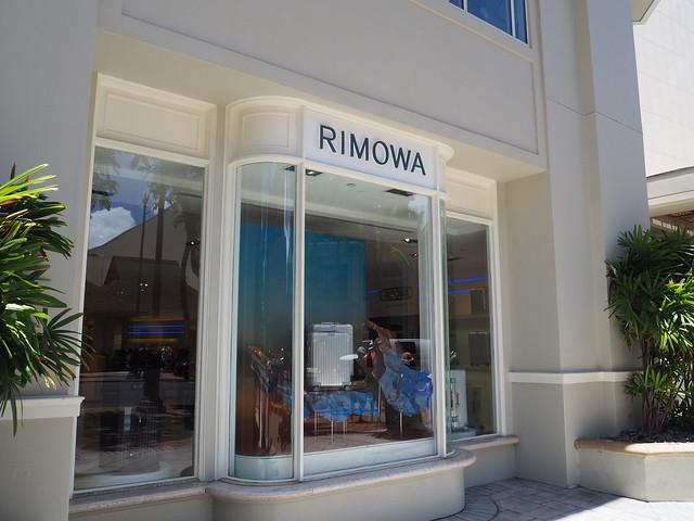 P7068497 リモワ(RIMOWA) hawaii ハワイ アメリカ限定色 パールローズ スーツケース ひめごと