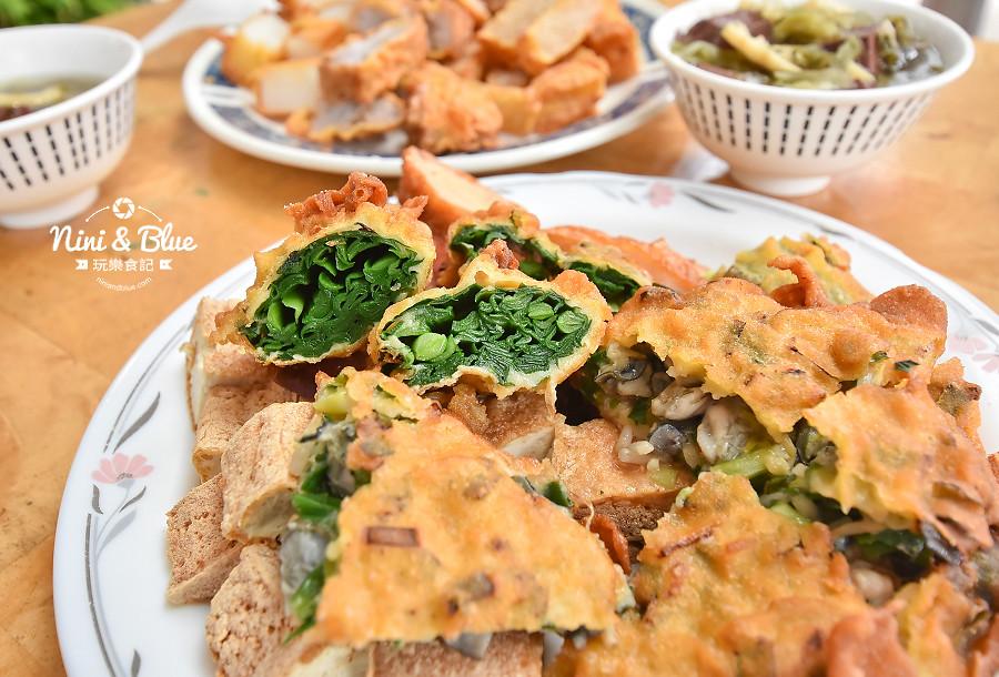 丁記炸粿 台中小吃 炸物 米腸20