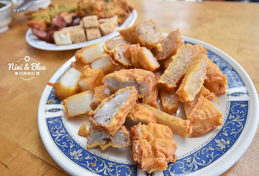丁記炸粿 台中小吃 炸物 米腸14