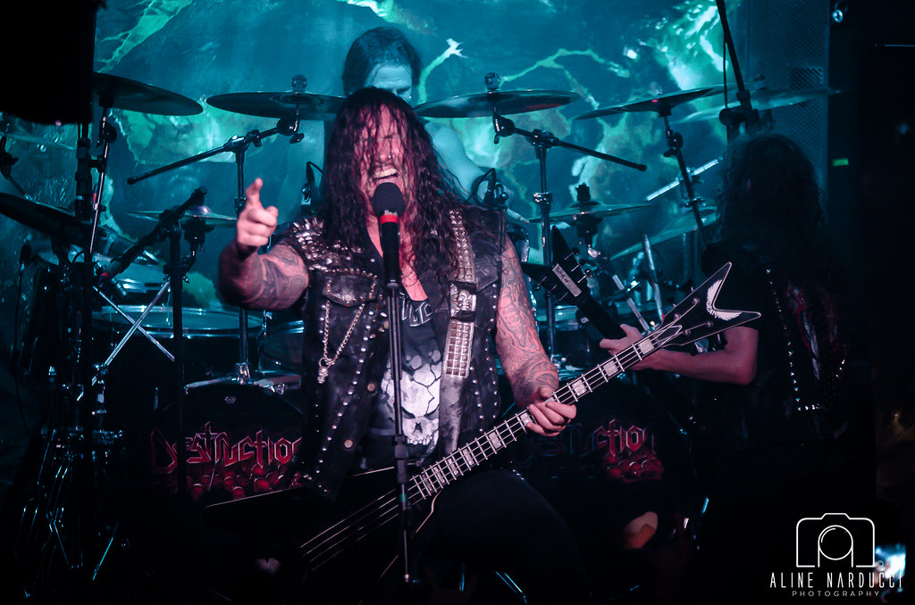 Destruction - Teatro Odisseia- Rj - 18-09-2018