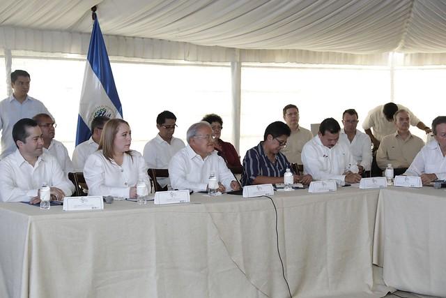 Avances en Proceso de Unión Aduanera , Triángulo Norte.
