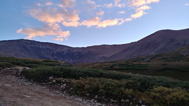 Mount Cameron at 6 AM