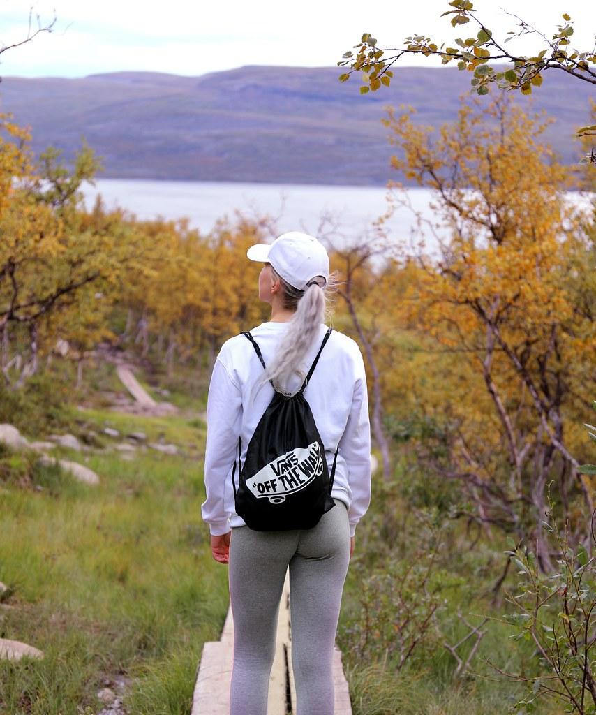 saana tunturi vaellus kilpisjärvi blogi