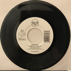ROBYN:DO YOU KNOW(WHAT IT TAKES)(RECORD SIDE-B)