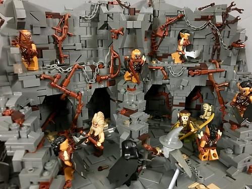 Dol Guldur (detail shot 1)