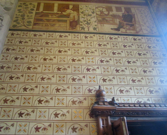 Wall Decoration Rochdale Town Hall