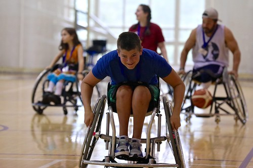 Adaptive Adventure Camp