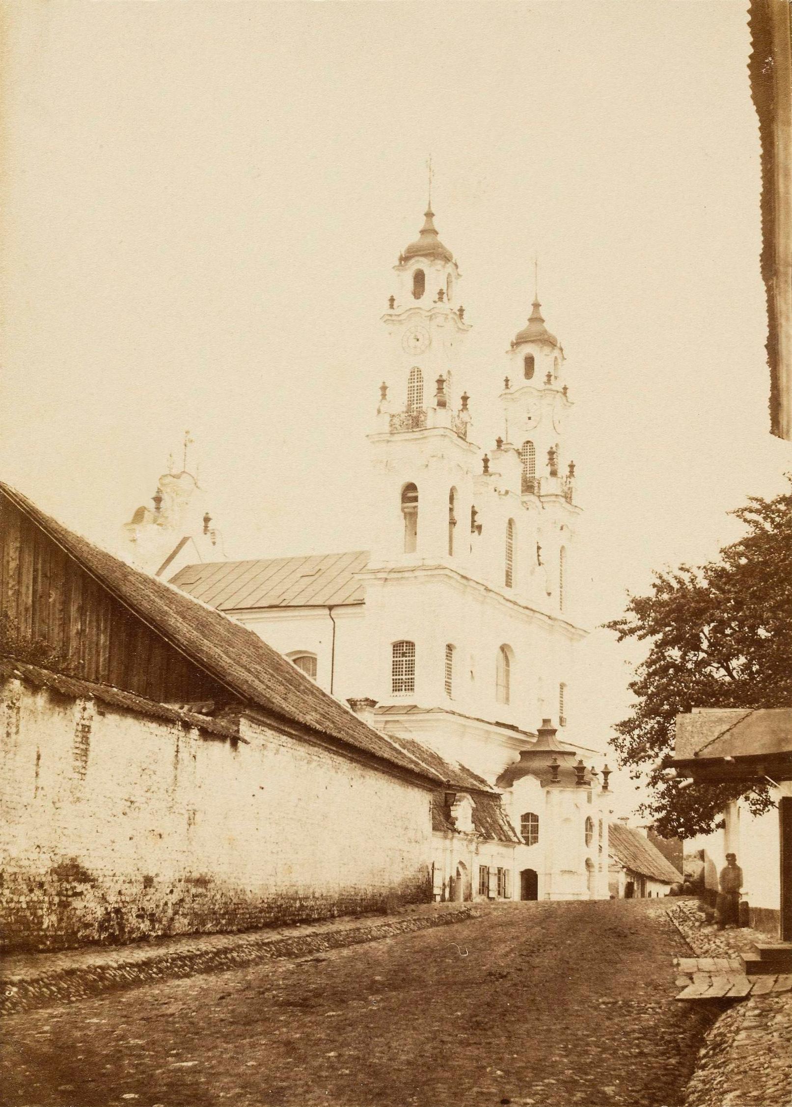 Римско-католический костёл Вознесения Господня. 1862