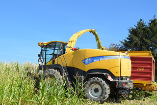New Holland Fr 9060-130